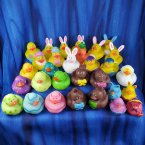 Fun Pack! 30 Easter Rubber Ducks