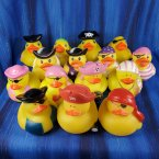 Fun Pack! 15 Pirate Rubber Ducks!