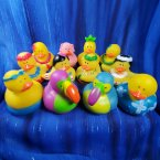 Fun Pack! Tropical Rubber Ducks