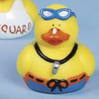 Lifeguard Rubber Duck Hobie