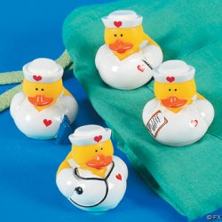 Nurse Rubber Ducks