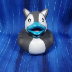 Husky Dog Rubber Duck - Harry