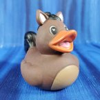 Fancy Buckskin Horse Rubber Duck