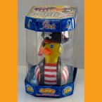 Pirate Patch Rubba Duck in 360 Collector's Case