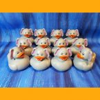 12 Zoo Animal Elephant Rubber Ducky