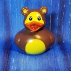 Zoo Animal Monkey Rubber Ducky