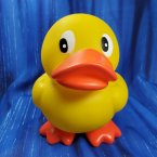 Yellow Squeaky Rubber Duck