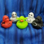 YoDuck and Space Trooper Rubber Ducks