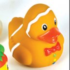 Gingerbread Rubber Duck