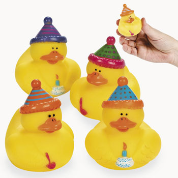 * Party Rubber Ducks